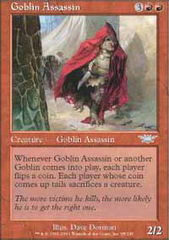 Goblin Assassin - Foil