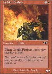 Goblin Firebug - Foil