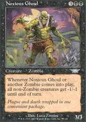 Noxious Ghoul - Foil