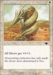 Plated Sliver - Foil