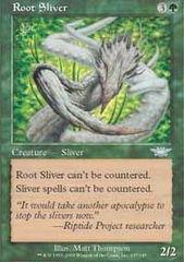 Root Sliver - Foil