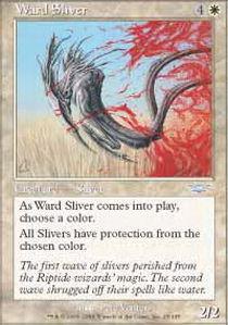 Ward Sliver - Foil