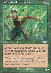 Wirewood Channeler - Foil