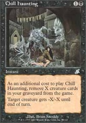 Chill Haunting - Foil on Channel Fireball