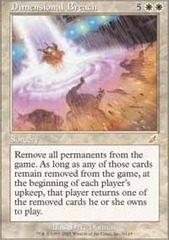 Dimensional Breach - Foil