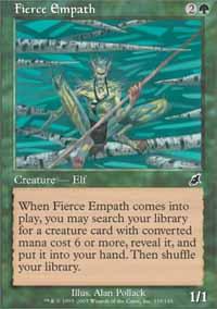 Fierce Empath - Foil