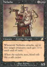 Nefashu - Foil