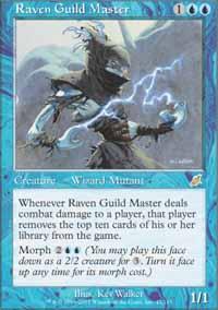 Raven Guild Master - Foil