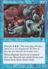 Riptide Survivor - Foil