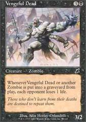 Vengeful Dead - Foil