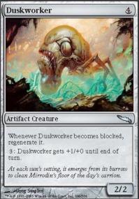 Duskworker - Foil