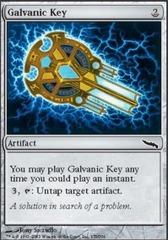 Galvanic Key - Foil