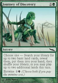 Journey of Discovery - Foil