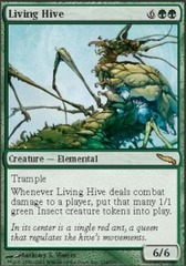 Living Hive - Foil