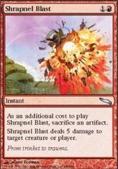 Shrapnel Blast - Foil