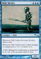 Slith Strider - Foil