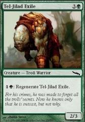 Tel-Jilad Exile - Foil