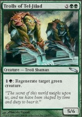 Trolls of Tel-Jilad - Foil