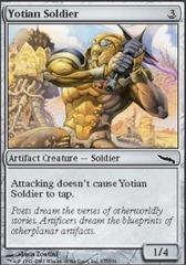 Yotian Soldier - Foil
