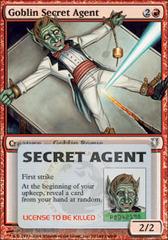 Goblin Secret Agent - Foil