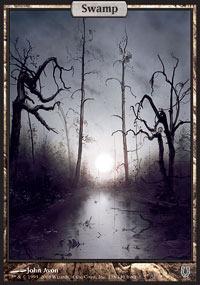 Swamp (138) - Foil