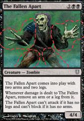 The Fallen Apart - Foil