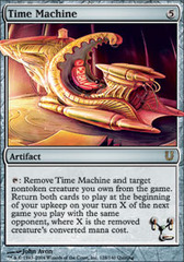Time Machine - Foil
