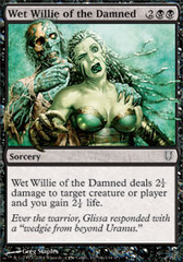 Wet Willie of the Damned - Foil