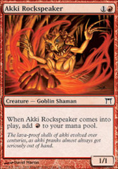 Akki Rockspeaker - Foil on Channel Fireball