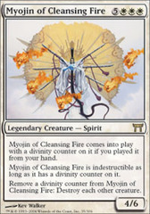 Myojin of Cleansing Fire - Foil