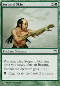 Serpent Skin - Foil