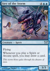 Sire of the Storm - Foil