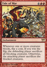 Tide of War - Foil