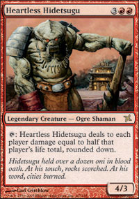 Heartless Hidetsugu - Foil