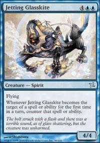 Jetting Glasskite - Foil