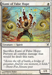 Kami of False Hope - Foil