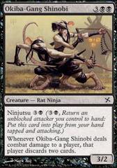 Okiba-Gang Shinobi - Foil