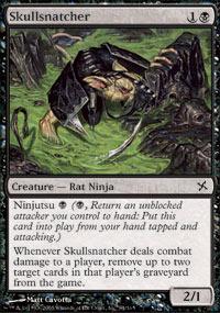Skullsnatcher - Foil
