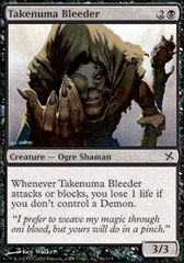 Takenuma Bleeder - Foil