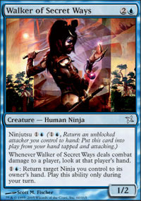 Walker of Secret Ways - Foil
