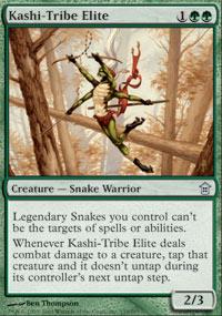 Kashi-Tribe Elite - Foil