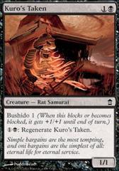 Kuro's Taken - Foil