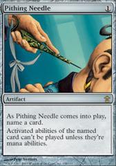 Pithing Needle - Foil