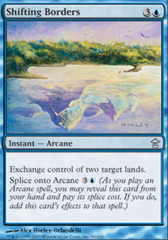 Shifting Borders - Foil