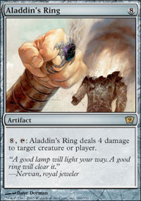 Aladdins Ring - Foil