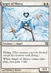 Angel of Mercy - Foil on Channel Fireball