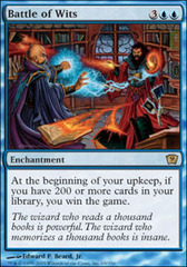 Battle of Wits - Foil