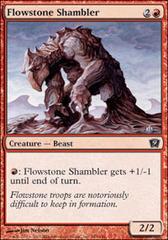 Flowstone Shambler - Foil