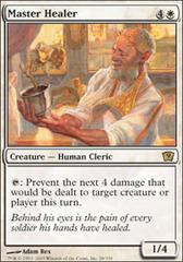 Master Healer - Foil