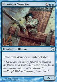 Phantom Warrior - Foil